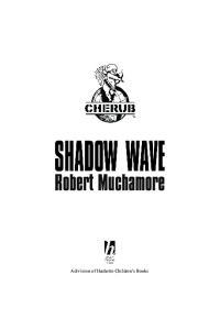 Robert Muchamore. Adivision of Hachette Children s Books