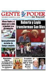 Roberto y Layín transforman San Blas