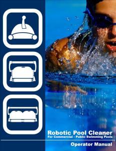 Robot nettoyer de piscine