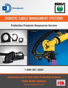 Robotic Cable managment systems