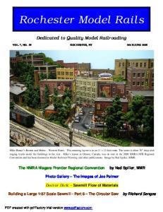 Rochester Model Rails