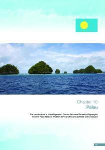 Rock Islands. Chapter 10 Palau