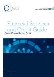 Rockford Financial Services Pty Ltd
