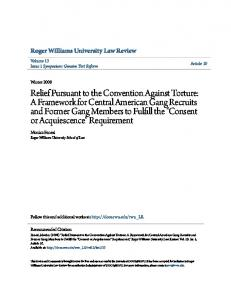 Roger Williams University Law Review