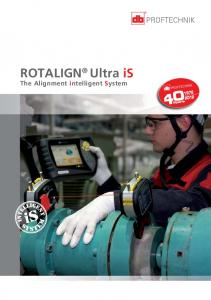 ROTALIGN Ultra is The Alignment intelligent System