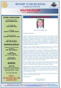 ROTARY CLUB DE NATAL