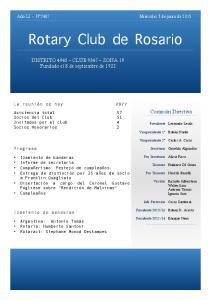 Rotary Club de Rosario