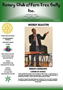 Rotary Club of Fern Tree Gully Inc