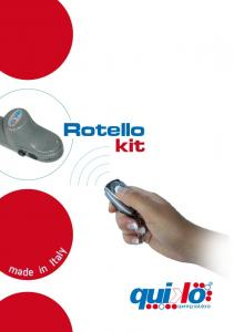 Rotello kit made in Italy