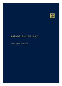 Rothschild Bank AG Zurich