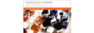 ROTTERDAM SCHOOL OF MANAGEMENT ERASMUS UNIVERSITY MASTER EXCHANGE PROGRAMME (MEP)