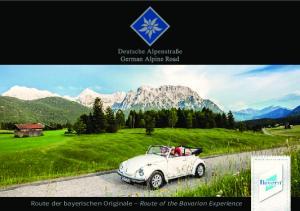 Route der bayerischen Originale Route of the Bavarian Experience