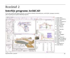 Rozdzia 2. Interfejs programu ArchiCAD