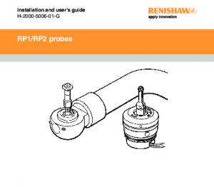 RP2 probes