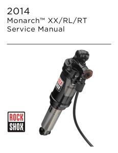 RT Service Manual