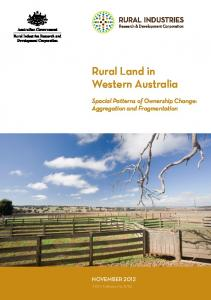 Rural Land in Western Australia