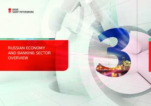 RUSSIAN ECONOMY AND BANKING SECTOR OVERVIEW