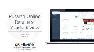 Russian Online Retailers: Yearly Review