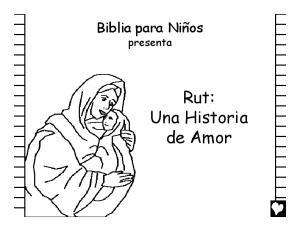 Rut: Una Historia de Amor