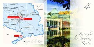 Ruta de los Jardines Reales
