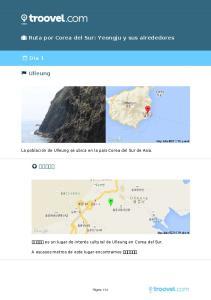 Ruta por Corea del Sur: Yeongju y sus alrededores