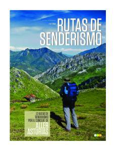 RUTAS DE SENDERISMO SENDERISMO ALLER ASTURIAS 12 RUTAS DE POR EL CONCEJO DE. #descubrealler #AllerSenderismo