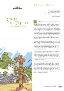 RUZ EJEDA. The Pilars Of The Sky. And Its Parador