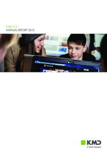 S ANNUAL REPORT 2012