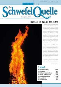 S chwefel O. uelle. Die ) ) ) ) ) )