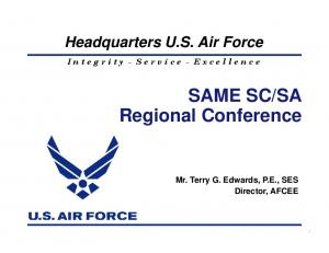 SA Regional Conference