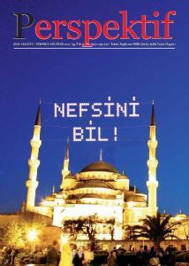 Sa yı: İslam Toplumu Millî Görüş Aylık Yayın Organı