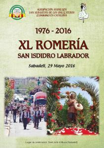 Sabadell, 29 Mayo 2016