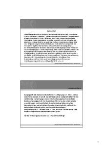 Sachverhalt Fall 4. Sachverhalt Fall 4. Sachverhalt