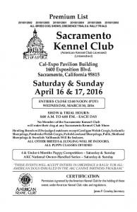 Sacramento Kennel Club