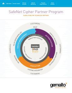 SafeNet Cipher Partner Program