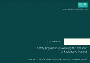 Safety Regulations Governing the Transport of Radioactive Material