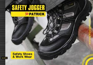 Safety Shoes & Work Wear