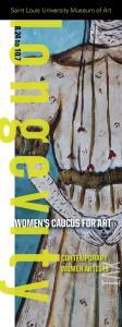Saint Louis University Museum of Art to Women s Caucus for Art. Contemporary Women Artists XVI