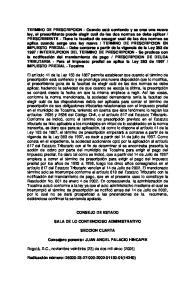 SALA DE LO CONTENCIOSO ADMINISTRATIVO