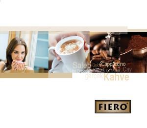 Salep. Hot Chocolate. Gold Cappuccino