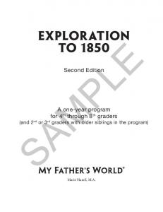 SAMPLE. Exploration to Second Edition