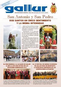 San Antonio y San Pedro