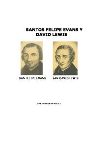 SAN FELIPE EVANS SAN DAVID LEWIS