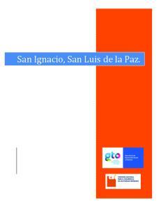 San Ignacio, San Luis de la Paz