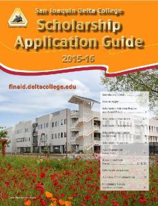 San Joaquin Delta College Financial Aid, Scholarships & Veterans Services