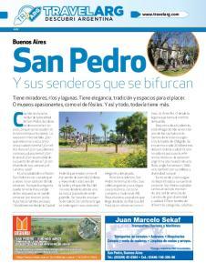San Pedro Y sus senderos que se bifurcan