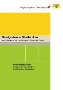 Sandgruben in Oberfranken