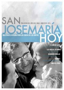 SANPRELATURA DEL OPUS DEI, CHILE. JUNIO N 0 6
