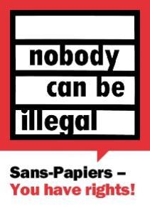 Sans-Papiers You have rights!