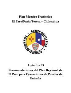 Santa Teresa Chihuahua
